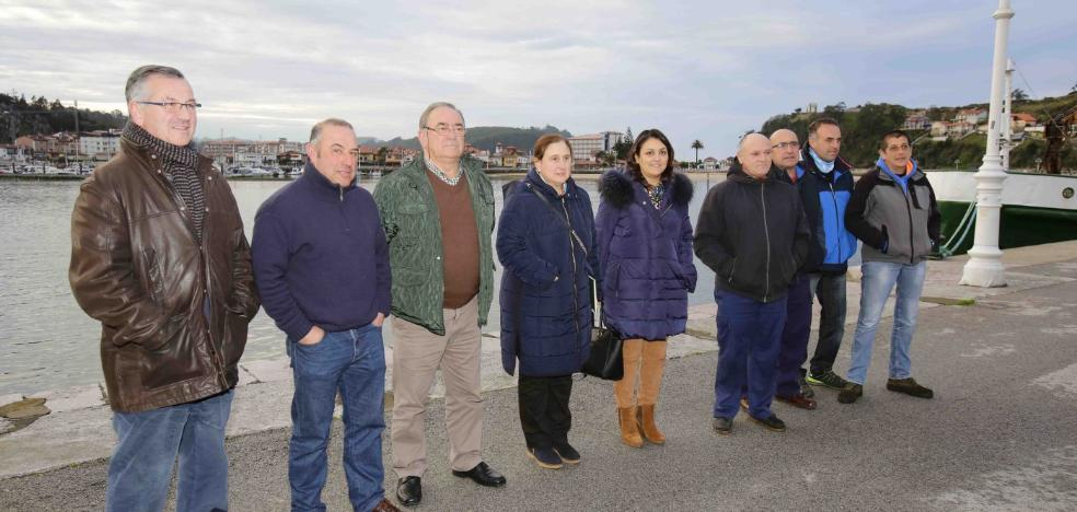 Caravia, Ribadesella y los pescadores aúnan fuerzas contra la mejillonera