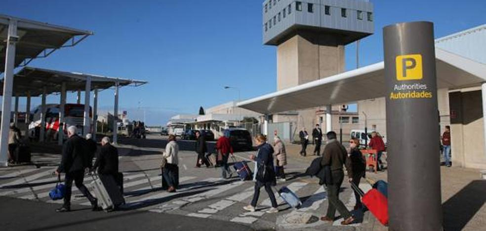 El aeropuerto de Asturias cierra el tercer mejor año de su historia