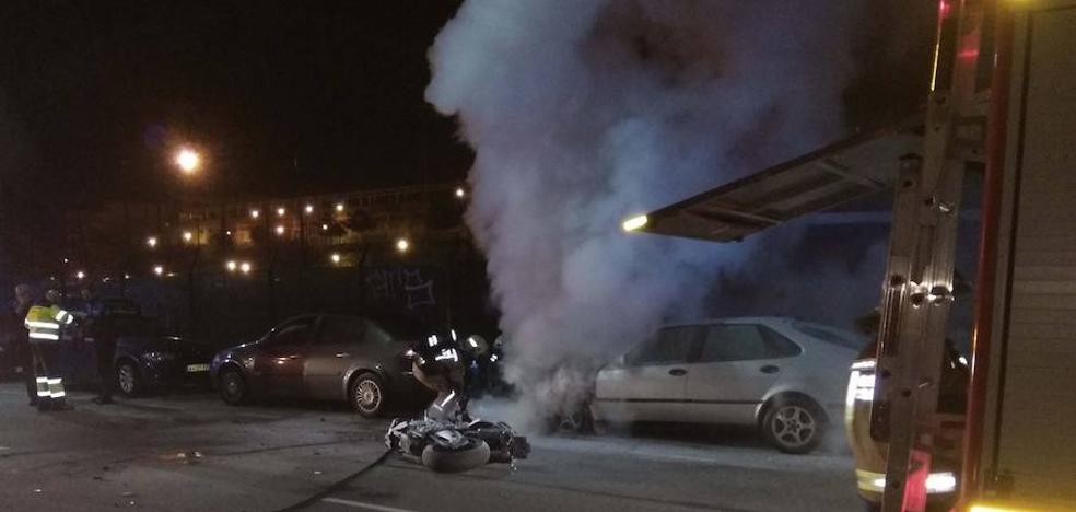 Muere un joven en un accidente de moto cerca del Carlos Tartiere