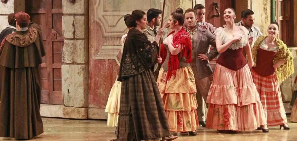 La próxima temporada de zarzuela incluirá artistas asturianos