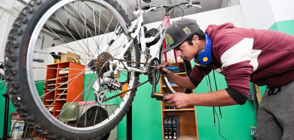Engrasar la mente y la bicicleta