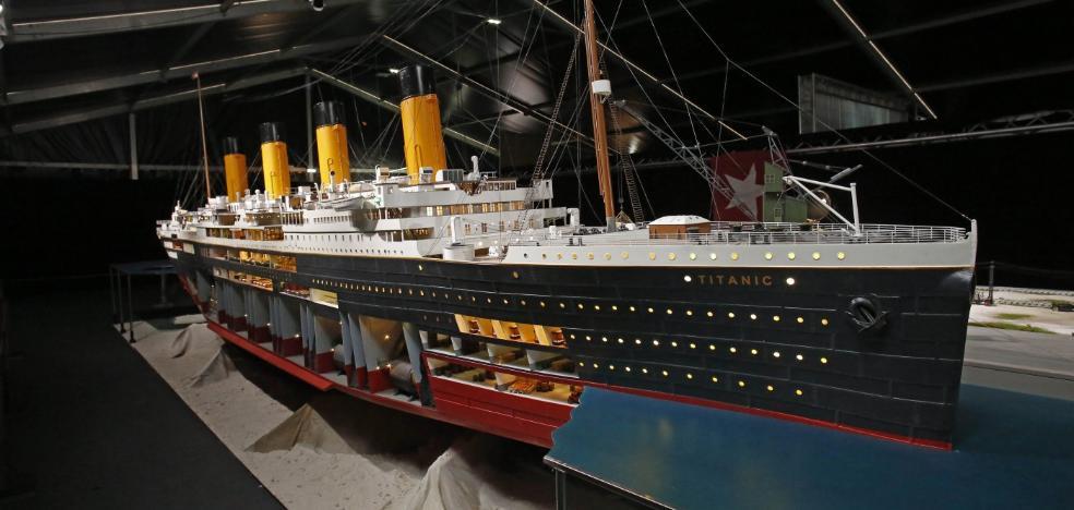 «Los niños saben del 'Titanic' sin haber visto la película»