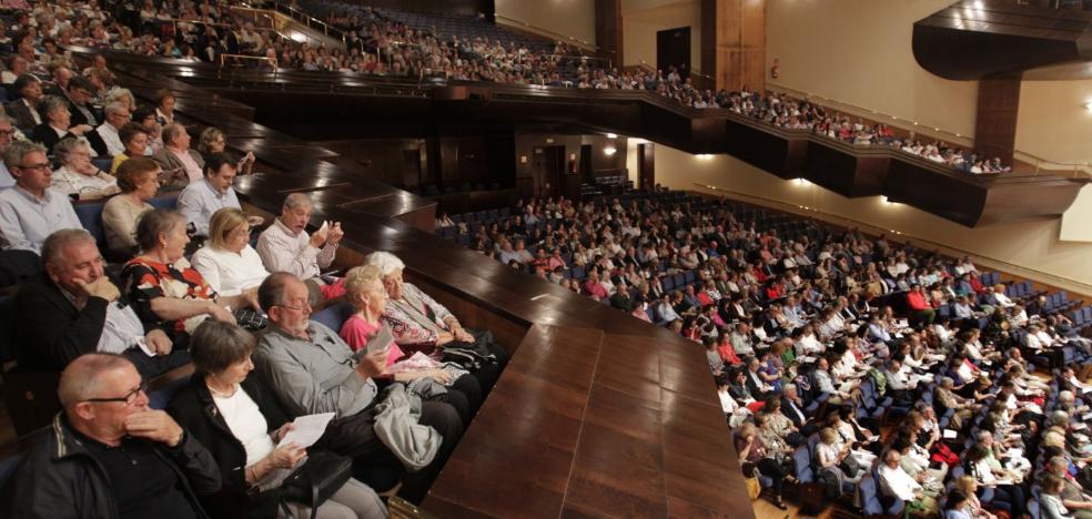 El Auditorio de Oviedo permaneció en servicio diecisiete años sin una sola revisión de Bomberos