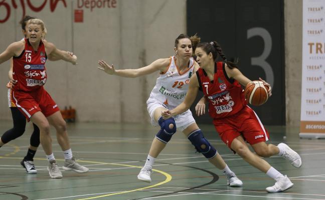 El Patatas Hijolusa no da opción al Tresa Basket Mar