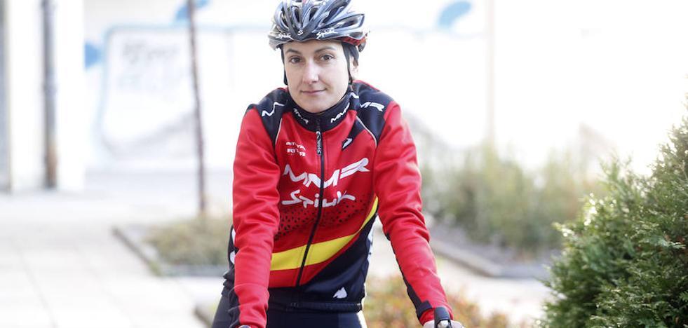 Aida Nuño, la asturiana que ha sido seis veces campeona de España de ciclocross