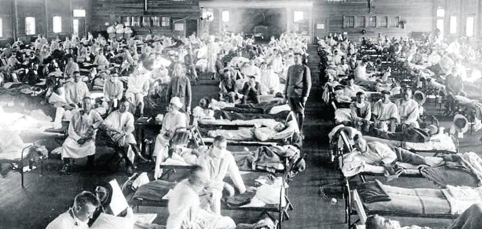 La gripe que mató a 6.226 asturianos