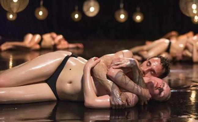 Una orgía de sexo, violencia y sangre desata la polémica en los Teatros del Canal