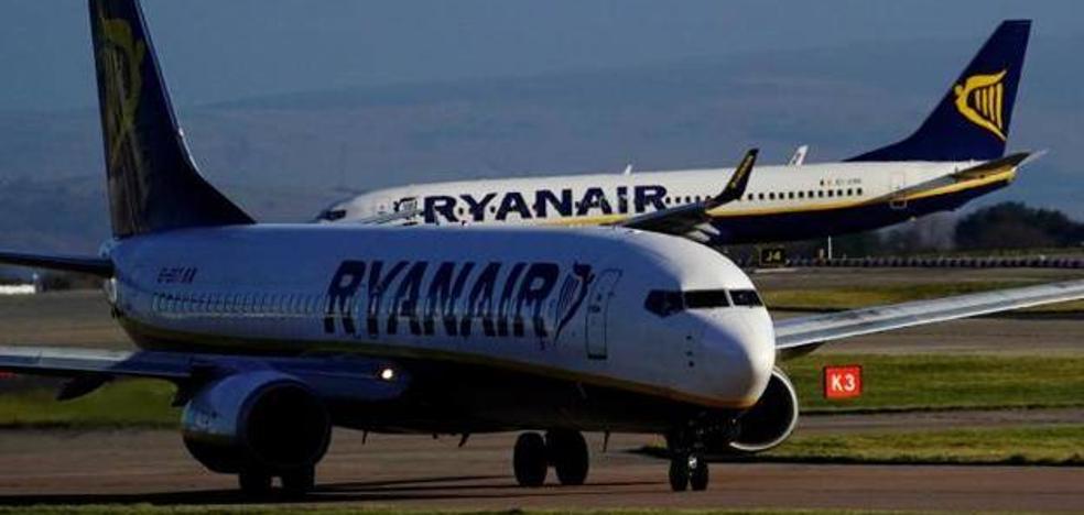 Ryanair aplicará a partir de mañana su nueva política de equipajes