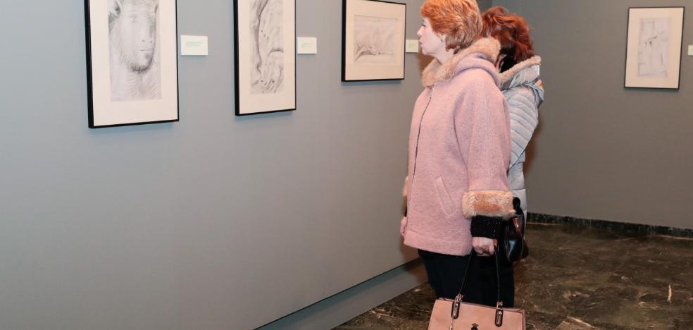 Los trabajos y los días de Picasso ante el 'Guernica'