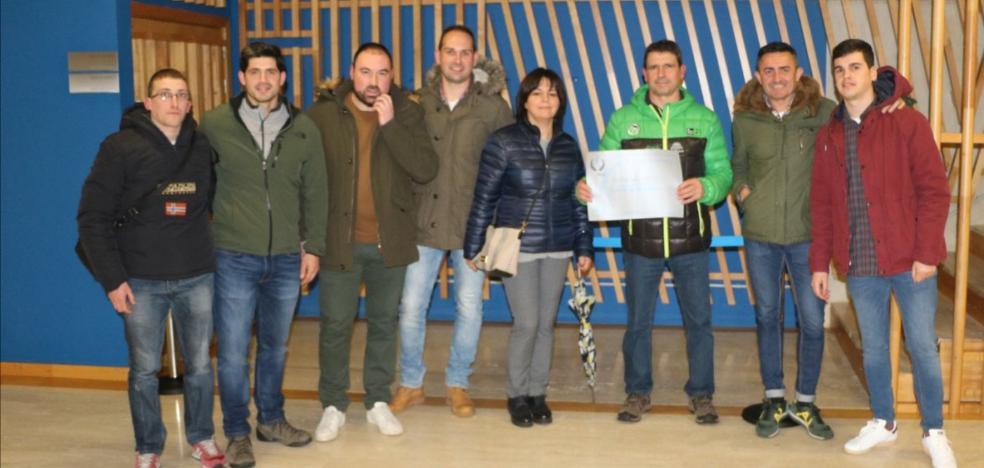 Premio para la Carrera Puerta de Muniellos