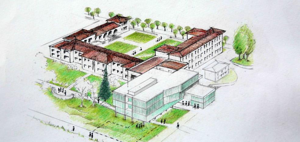 Los padres de Cangas «no impondrán» su edificio pero reivindican su opinión