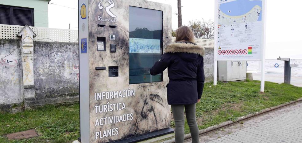 Ribadesella supera los 685.000 clics en su pantalla turística