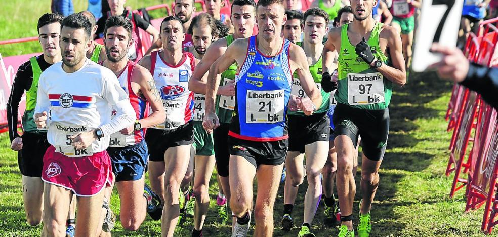 El Oriente Atletismo domina el regional de cross