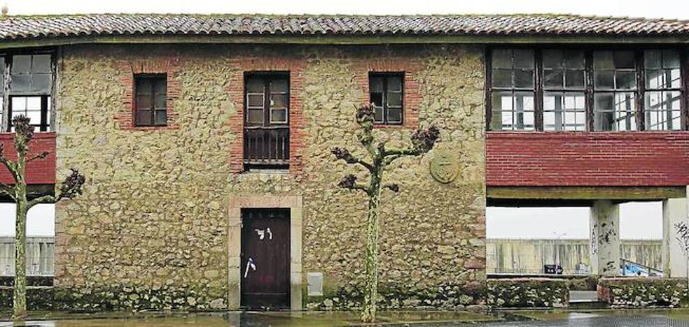 Madera y piedra para devolver a La Tijerina su antiguo esplendor