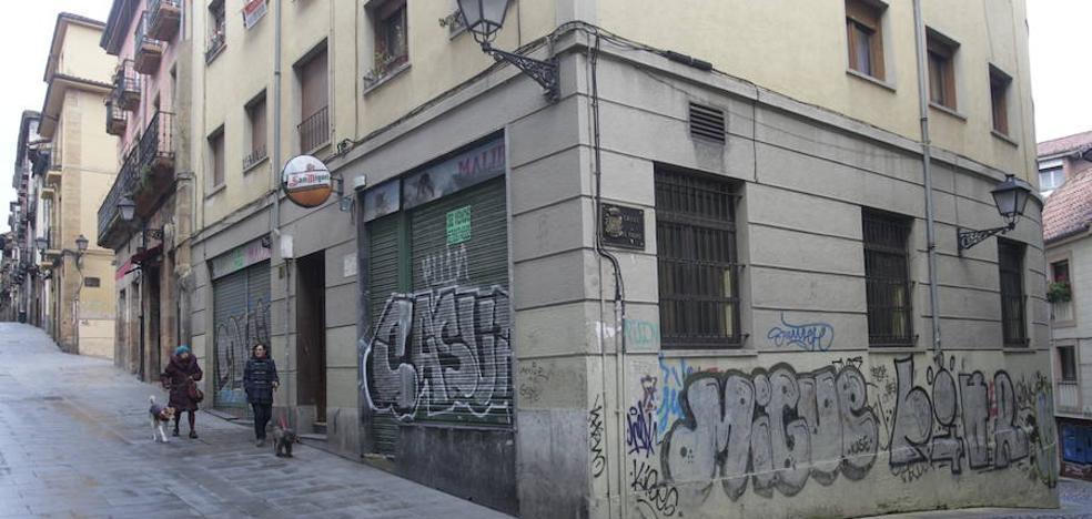 Los grafitis de Oviedo, con los días contados
