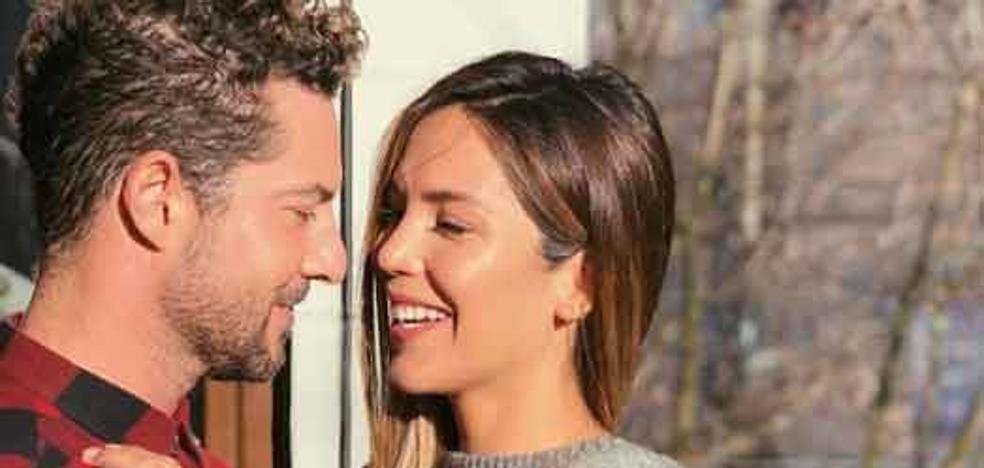 David Bisbal y Rosanna Zanetti anuncian su boda