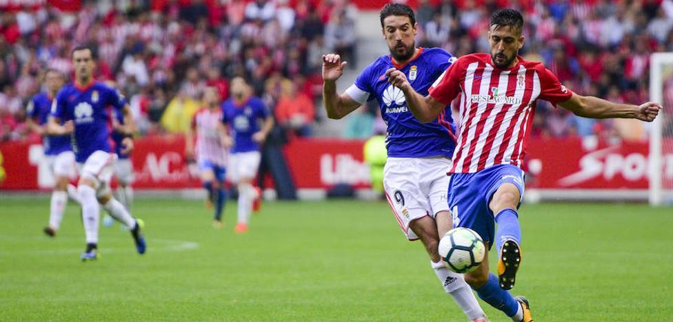 El derbi tendrá en el Carlos Tartiere las mismas medidas de seguridad que en Gijón