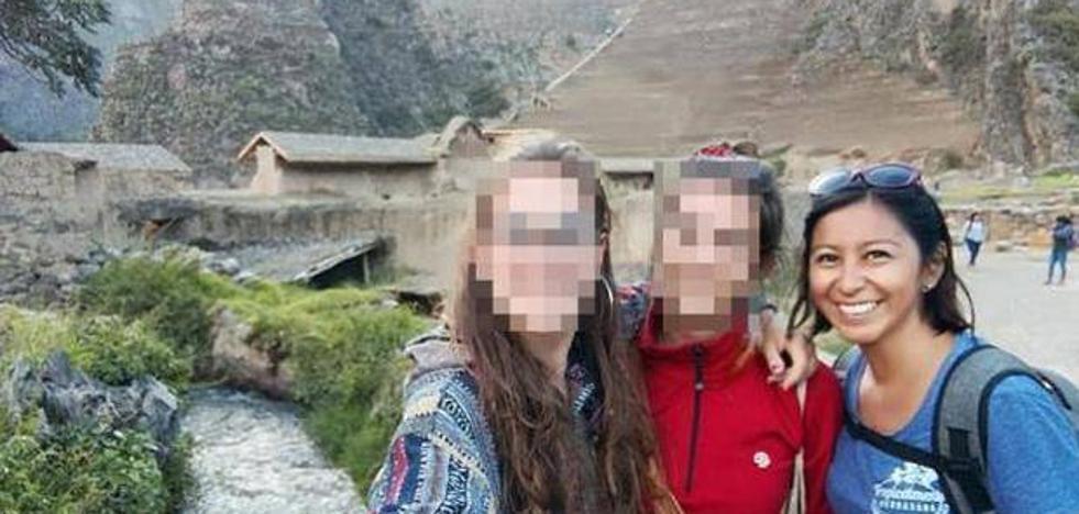 La española desaparecida en Perú murió en un accidente de tirolina y ocultaron su cuerpo