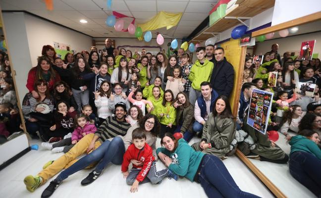La Caracola desarrolla cuatro proyectos de infancia y familia