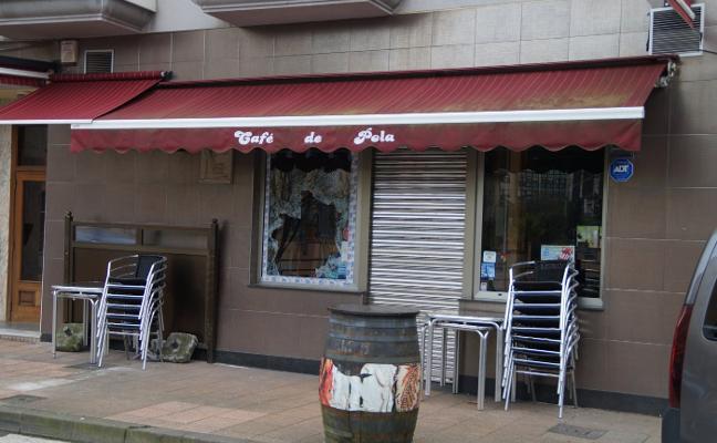 Intentan robar en un establecimiento hostelero de Candás