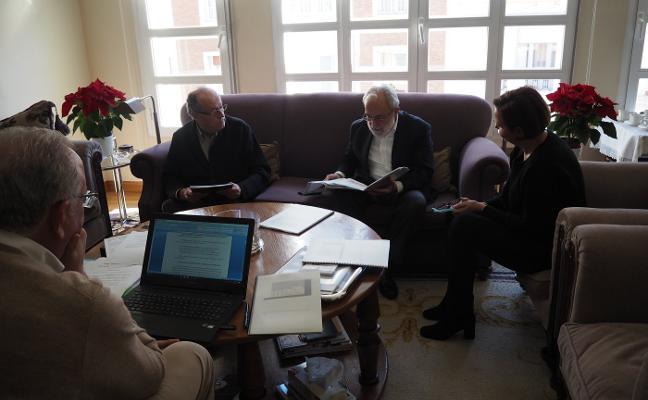 La Fundación Miranda dona el colegio Cabrales para abrir una escuela infantil
