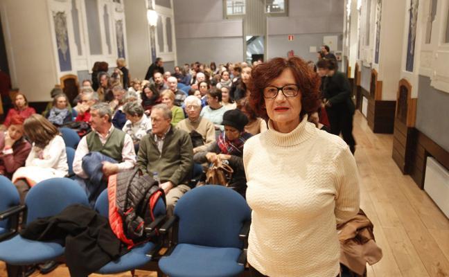 Aida Terrón: «La sociedad empuja al profesor a formar consumidores»
