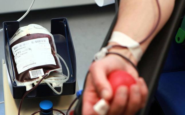 ¿Dónde y cuándo puedo donar sangre en Asturias en enero?