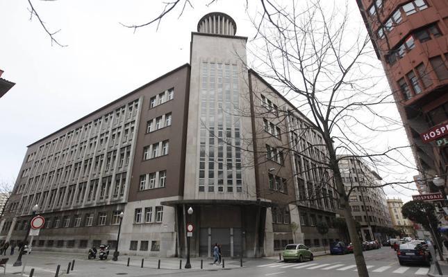 El Principado saca a subasta los juzgados de Prendes Pando de Gijón por 8,6 millones de euros