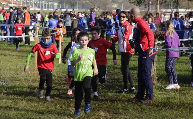 Deporte infantil en Ribadesella