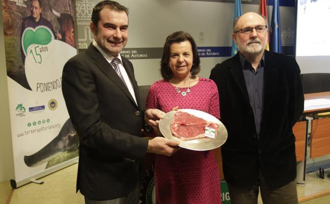 Ternera Asturiana crece en ventas pese a la exportación de animales vivos a países árabes