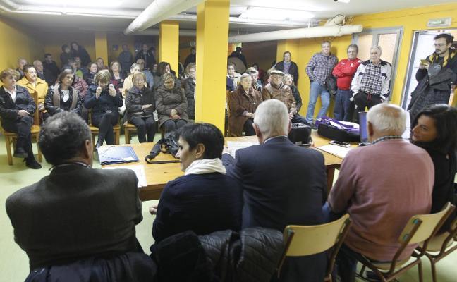 La rehabilitación de Monteana tendrá un impacto de 30.000 euros por vecino