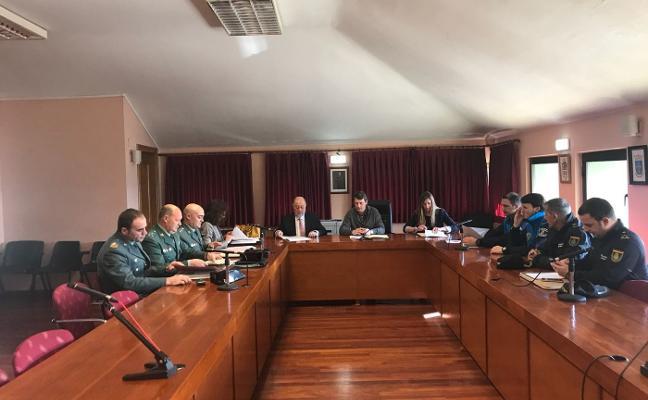 Cangas del Narcea y Tineo presumen de la alta seguridad en sus concejos