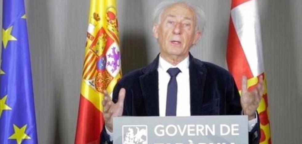Boadella, 'presidente' en el exilio de Tabarnia: «No reconoceremos la independencia»