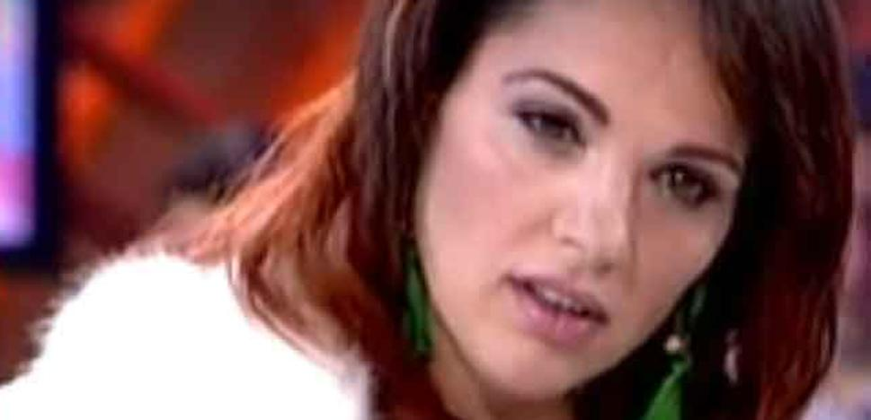 'Cachorra', una de las concursantes de 'Cámbiame', a la peluquera: «Te espero en la puerta»