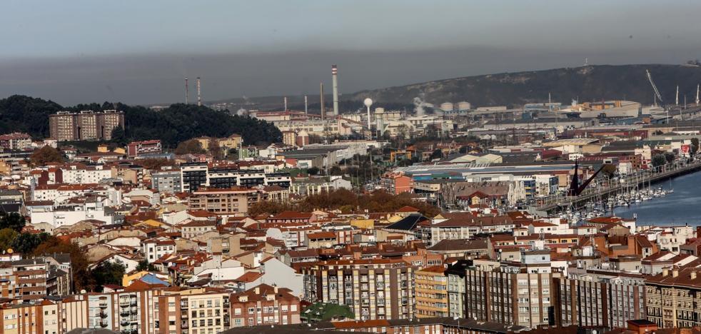 Los ecologistas afirman que seis estaciones de Avilés superaron en 2017 los valores máximos de partículas