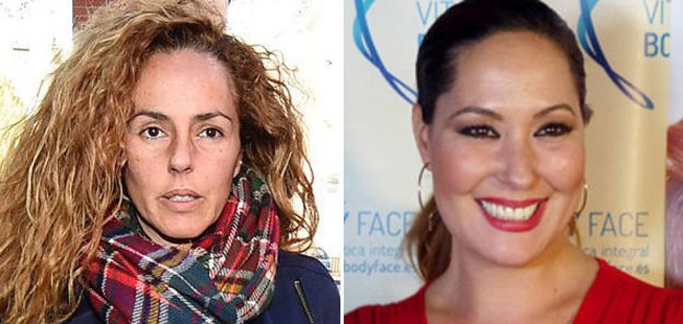 Rocío Carrasco y su prima Chayo Mohedano, enfrentadas
