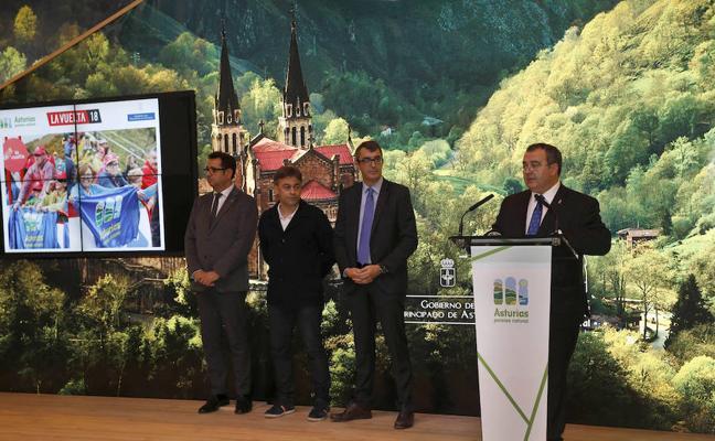«Asturias es un auténtico paraíso para la práctica deportiva y el disfrute del turismo activo»