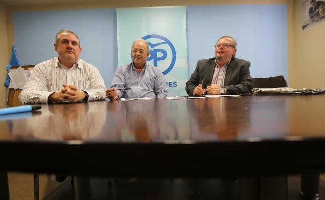 El PP expedienta a Zarracina y este pide la expulsión del sector oficialista