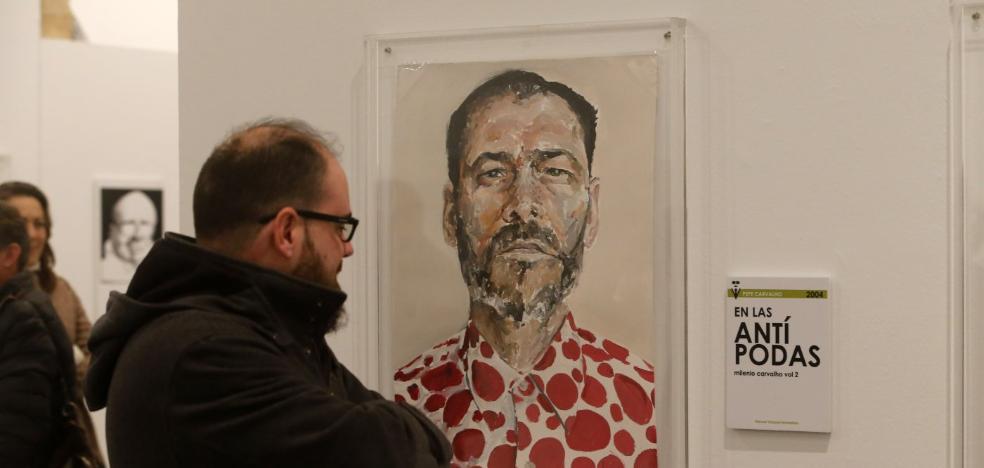 Pepe Carbalho, en la Universidad de Oviedo