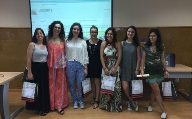 El IES de Laviana recibe un premio nacional por el proyecto Legends