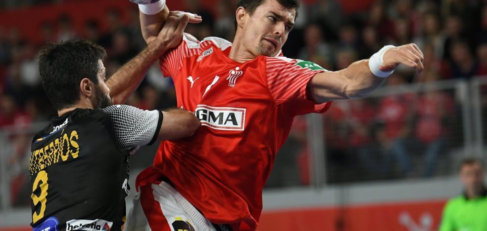 Raúl Entrerríos es ya el sexto jugador español con más internacionalidades