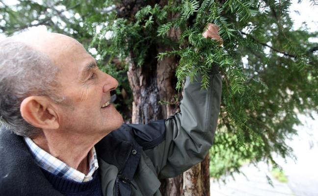 Fallece a los 97 años en Bimenes Amable Vallina, 'Mable el de Melendreros'