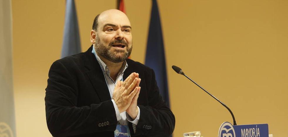 Caunedo acusa al tripartito de utilizar las intervenciones del Pleno para «insultar y acosar» al PP