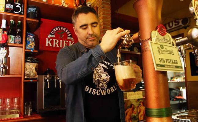 «La cerveza tiene que dejar de ser solo bebida de aperitivo»
