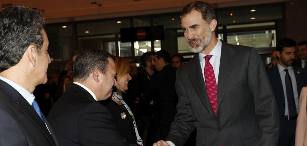 Álvaro Nadal dice en Fitur que Asturias tiene la mejor oferta de turismo rural