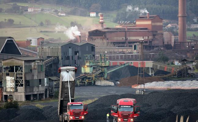 El Ayuntamiento de Gijón concede a Arcelor la licencia para reformar las baterías