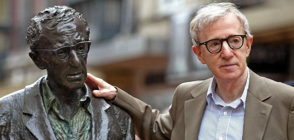 Hollywood da la espalda a Woody Allen