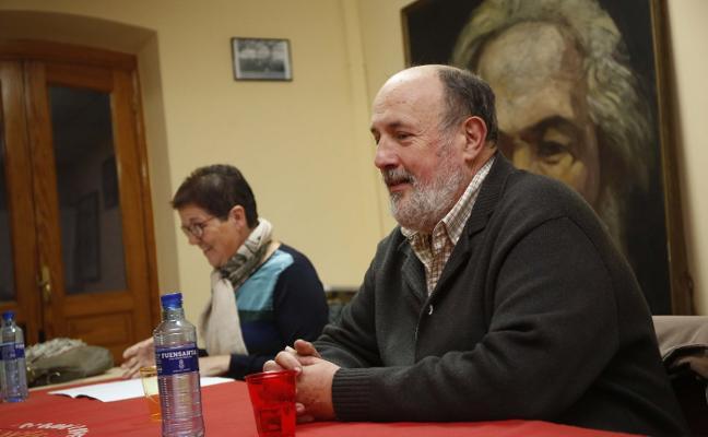 Luis Arias acude a La Güeria a hablar de republicanismo