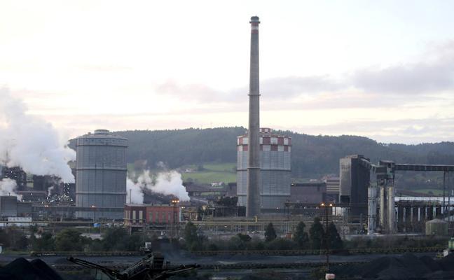 Arcelor invertirá 230 millones de euros en una central eléctrica en Gijón alimentada con sus gases