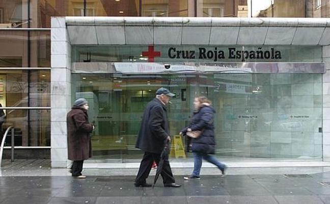 Cada paciente geriátrico atendido en el Hospital de Cruz Roja de Gijón cuesta 4.024 euros